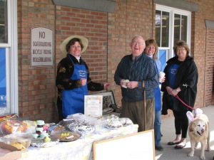 Ladies Aid Bake Sale APR 22, 2011