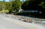 9:18AM 9/2/11, Farm Brook Motel, Plymouth Route 100A, by Jen and Jay Flaster