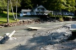 9:20AM 9/2/11, Farm Brook Motel, Route 100A Plymouth, by Jen and Jay Flaster