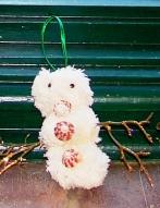 Puffball Snowman