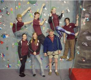 Black River High School Rock Climbing Team