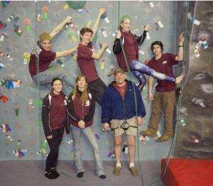 Black River High School Rock Climbing Team
