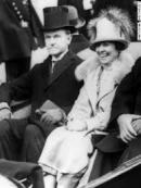 President Calvin and First Lady Grace Coolidge