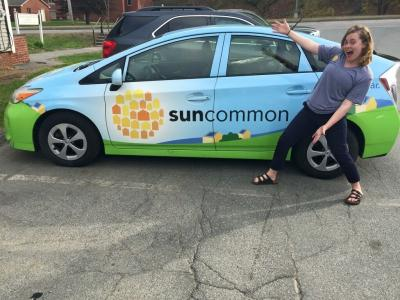Becca White of Suncommon