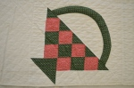 See the Coolidge Basket Quilt, among many artifacts, at the Coolidge Old Home Days Celebration on Saturday.